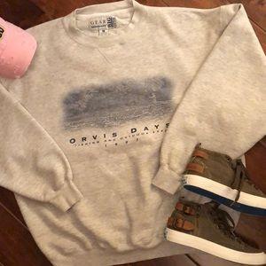 VTG Orvis sweatshirt